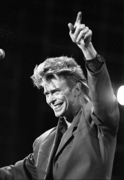 David Bowie en spectacle au Stade olympique de... (PHOTO BERNARD BRAULT, ARCHIVES LA PRESSE) - image 2.0