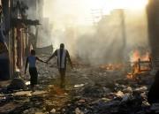 Au lendemain du sixième anniversaire du terrible séisme... (PHOTO CAROL GUZY, ARCHIVES REUTERS) - image 3.0