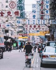 Hong Kong.... (PHOTO TIRÉE DU COMPTE INSTAGRAM DE VIVIEN WEI WEI LIU) - image 1.1