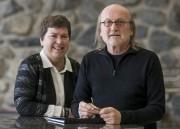 Sylvie L. Bergeron et Jim Corcoran... (Spectre Média Frédéric Côté) - image 1.0