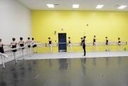 L'école de danse le Prisme culturel du Saguenay-Lac-Saint-Jean... (Photo Le Quotidien, Jeannot Lévesque) - image 1.0