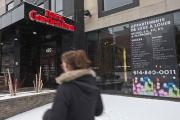 C'est dans cet immeuble de la rue Sherbrooke... (Patrick Sanfaçon, La Presse) - image 2.0