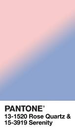 Les deux couleurs Pantone pour 2016.... (IMAGE FOURNIE PAR PANTONE) - image 9.0