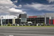 Le bâtiment laissé vacant par Rallye Mitsubishi dans... (Courtoisie) - image 2.0