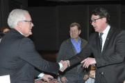 Le député libéral de Dubuc, Serge Simard, a... (Photo Le Quotidien, Rocket Lavoie) - image 4.0