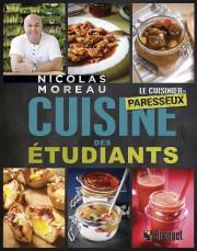 Le cuisinier paresseux - Cuisine des étudiantsNicolas MoreauBroquet182... - image 3.0