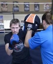Pour son combat de championnat du monde, Kevin... (Photothèque Le Soleil, Jean-Marie Villeneuve) - image 2.0