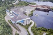 L'ancienne usine de Produits forestiers Résolu du secteur... (Stéphane Lessard) - image 1.0