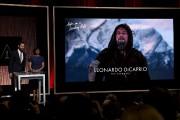 Leonardo DiCaprio est en nomination dans la catégorie... (Agence France-Presse) - image 1.0