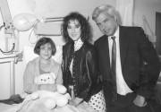 Celine Dion, Pierre Lortie, patron de Provigo Inc.... (PHOTO ARCHIVES LA PRESSE) - image 1.0
