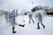 La Fête des neiges marque le retour du... (PHOTO ROBERT SKINNER, LA PRESSE) - image 1.0