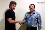 Sean Penn en compagnie du trafiquant El Chapo.... (PHOTO ROLLING STONE VIA REUTERS) - image 2.0