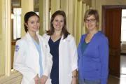 Marie-Philippe Mercier, Stéphanie Bélanger et Chantale Labbé sont... (Isabelle Légaré) - image 2.0
