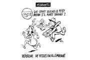 Le dessin controversé de Riss... (La Presse Canadienne) - image 1.0