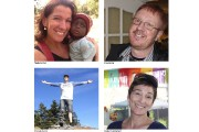 Maude Carrier (en haut, à gauche),Yves Carrier (en... (Images tirées de Facebook) - image 1.0