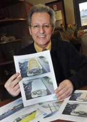 Le maire de Saguenay, Jean Tremblay, a présenté... (Photo Le Progrès-Dimanche, Rocket Lavoie) - image 2.0