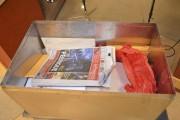 Plus de 50 items ont été déposés dans... (Photo Le Quotidien, Louis Potvin) - image 1.0