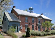 L'édifice du Vieux-Marché, à La Prairie.... (PHOTO DENIS TREMBLAY, FOURNIE PAR LA VILLE DE LA PRAIRIE) - image 13.0