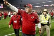 L'entraîneur-chef des Cardinals, Bruce Arians... (AP, Ross D. Franklin) - image 3.0