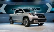 Le Honda Ridgeline 2017... (Photo Mark Blinch, Reuters) - image 1.0