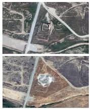 Le plus vieux monastère chrétien d'Irak a été réduit en ruines par... (PHOTO AP) - image 2.0