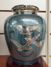 Il pourrait s'agir de l'urne qui a été... (Photo courtoisie) - image 2.1