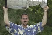 Le Sherbrookois a remporté la coupe Stanley à... (Photo fournie) - image 1.0