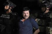 Joaquin «El Chapo» Guzman... (PHOTO ALFREDO ESTRELLA, ARCHIVES AFP) - image 1.0