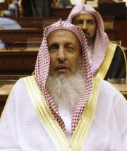 Cheikh Abdel Aziz Al-Cheik... (PHOTO HASSAN AMMAR, ARCHIVES AP) - image 1.0