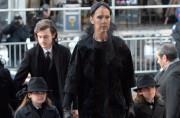 Céline Dion à son arrivée à la basilique... (La Presse Canadienne, Ryan Remiorz) - image 4.0