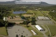 Une des solutions préconisées par l'architecte Pierre Thibault... (Tirée du site Internet du Parc équestre olympique) - image 1.0
