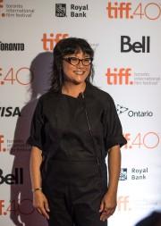 La réalisatrice de Ninth Floor Mina Shum au... (PhotoAaron Vincent Elkaim, Archives La Presse Canadienne) - image 1.1