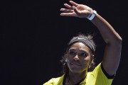 Serena Williams.... (Aaron Favila, Associated Press) - image 2.0
