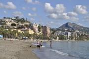 La Playa de la Malagueta.... (PHOTO LAILA MAALOUF, LA PRESSE) - image 3.0