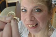 Lyne Benjamin s'est mariée en juin2014. Pour mieux... (Spectre Média, Maxime Picard) - image 1.0