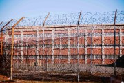 L'immense complexe pénitentiaire de New York Rikers Island.... (PHOTO LUCAS JACKSON, ARCHIVES REUTERS) - image 1.0
