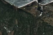 Le territoire actuel de Desbiens se trouve à... (Photo tirée de Google Maps) - image 2.0
