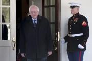 Bernie Sanders avait déjà été reçu par le... (PHOTO CAROLYN KASTER, ARCHIVES AP) - image 2.0