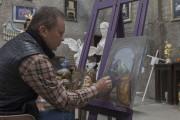 Agustin Parra Echauri dans son atelier... (AFP, Hector Guerrero) - image 3.0