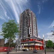 Mondev construira un immeuble locatif de 22 étages... (ILLUSTRATION FOURNIE PAR MONDEV) - image 7.0