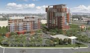 Le nouvel immeuble locatif du Groupe Mach comprendra... (ILLUSTRATION FOURNIE PAR LE GROUPE MACH) - image 13.0