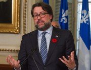 David Heurtel reste à l'Environnement.... (Photothèque La Presse Canadienne, Clément Allard) - image 7.0