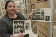 C'est l'archiviste Myriam Gilbert qui aura le mandat... (Photo Le Progrès-Dimanche, Michel Tremblay) - image 3.0