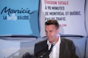 Steve Dubé, le directeur général de la Corporation... (Stéphane Lessard, Le Nouvelliste) - image 1.0