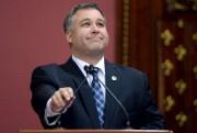 L'ex-caquiste Sébastien Proulx estmaintenant ministre libéral de la... (Le Soleil, Erick Labbé) - image 2.0