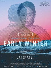 L'affiche du film Early Winter... (Image fournie par Filmoption International) - image 2.0