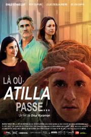 Affiche du film Là où Atilla passe…... (Image fournie parK-Films Amérique) - image 2.0