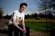 David Thibault, lauréat gagnant dans la catégorie Jeunesse... (La Presse, David Boily) - image 5.0