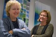 Brigitte Harrison et Lise Saint-Charles... (Photothèque Le Soleil, Yan Doublet) - image 9.0