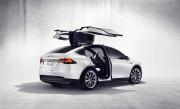Tesla Model X... (PHOTO FOURNIE PAR TESLA) - image 2.1
